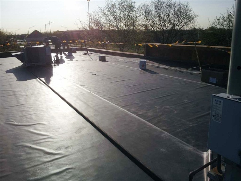EPDM Re Roof