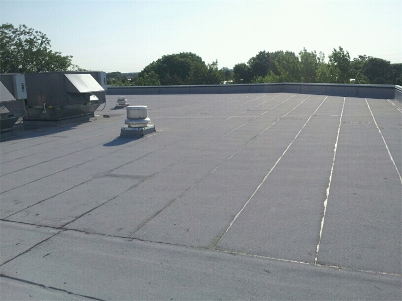 Modified Bitumen Re Roof 1
