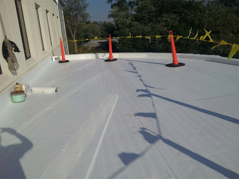 Built Up Roof Installation : Roofing systems